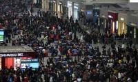 Çin'de 343 milyon kişi bayram nedeniyle seyahat edecek