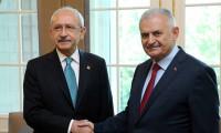 Başbakan Yıldırım ile Kılıçdaroğlu bir araya geldi