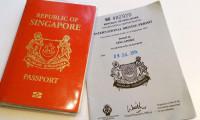 Dünyanın en avantajlı pasaportu Singapur'un
