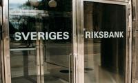 Riksbank faizi %-0.5'te tuttu