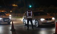 İstanbul'da 200 noktada polis uygulaması