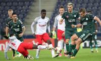 Konyaspor Salzburg deplasmanından puanla döndü