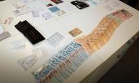 Dilencinin üzerinden 232 bin TL'lik banka cüzdanı çıktı