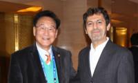 UYF Başkanı Manaf 25. TAFISA Dünya Kongresi'nde