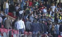 Konya'da başkana locada saldırı