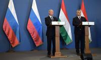 Putin: Kiev yönetimi Clinton'a destek verdi