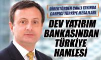 EBRD'den Türkiye mesajları