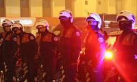 Sakarya'da 1150 polis acil kodla göreve çağırıldı
