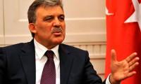 Abdullah Gül'den Twitter'da bayrak mesajı