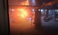 Tekirdağ'daki patlamada kimyasal sızıntı alarmı verildi