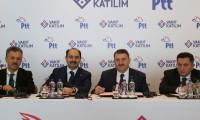 PTT ve Vakıf Katılım para transferi konusunda işbirliğine gitti
