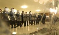 Brezilya'da polisler arasında arbede