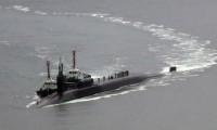 ABD'nin nükleer denizaltısı Kore kıyısına ulaştı
