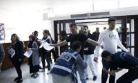 09:45 mağdurları sınava giremedi