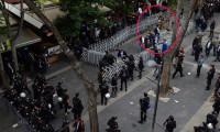 CHP'li vekillerden İnsan Hakları Anıtı önünde eylem