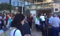 Paris'te havaalanında terör paniği