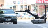Berlin'de bomba alarmı! Polis sokakları kapattı