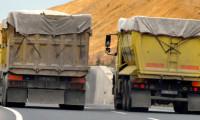 Ölüm taşıyan kamyonlara operasyon