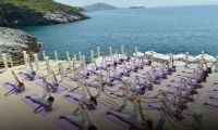 Antalya'da Yoga Festivali