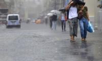 24 il de yoğun yağış uyarısı