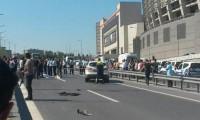 İstanbul'da polis kaza yaptı! 2 şehit