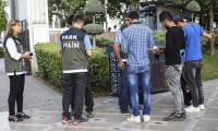 Polisten parklarda huzur uygulaması