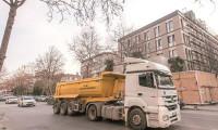 Bağdat Caddesi şantiyesi