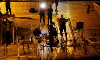 Mescid-i Aksa'da arama dedektörleri kaldırıldı