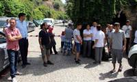 Tatilciler 'İslami Otel'in kapısında kaldı