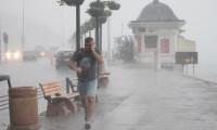 AKOM'dan İstanbul'un 4 ilçesi için şiddetli yağış uyarısı