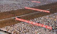 Kuzey Kore'de çılgın kutlama!