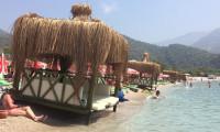 Fethiye'de beach soygunu!