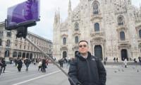 Milano'da selfie çubuğu yasaklandı