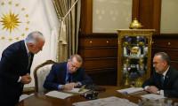 Erdoğan Kurban vekaletini hangi kuruma verdi