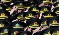 10 emekli tuğgeneralin rütbeleri alındı