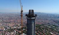 Çamlıca Kulesi antenini bekliyor!