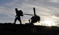 Üs bölgesine sızmaya çalışan 5 terörist öldürüldü