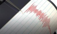 Eskişehir'de 3.5 büyüklüğünde deprem