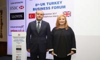 İngiltere - Türkiye İş Forumu İstanbul'da gerçekleşti