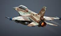 İsrail savaş uçakları Suriye'ye saldırdı