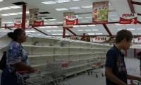 Venezuela'da tansiyon yükseliyor! Yağma başladı