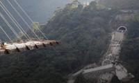 Kolombiya'da köprü yıkıldı! 10 ölü