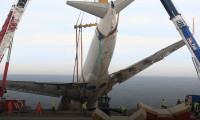 İşte pistten çıkan uçağın kurtarılma maliyeti
