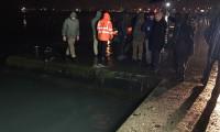 Polis otosu denize düştü: 1 polis kayıp, 1 polis yaralı