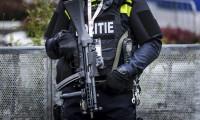 Amsterdam'da silahlı saldırı
