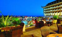 Türkiye, otel doluluk artışında Avrupa birincisi oldu