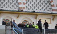 Cumhurbaşkanı Erdoğan Çamlıca Camisini ziyaret etti