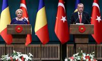 Erdoğan: Romanya'nın sergilediği dayanışmayı unutmayacağız
