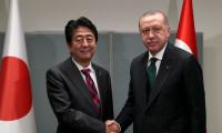 Japonya Başbaşkanı, Cumhurbaşkanı Erdoğan'a teşekkür etti
