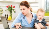 Çalışan annelere 400 TL bakım desteği